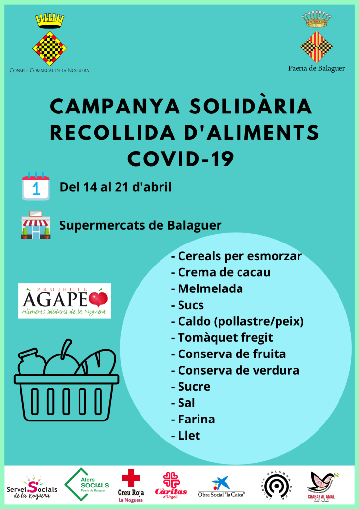 CARTELL recollida aliments(1)